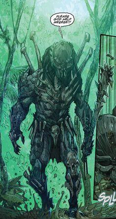 Predator jaw tee legendary hunter of great movie Yautja tee HD print alien