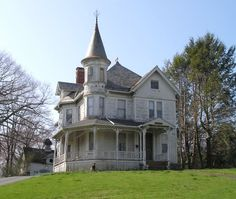 Cummings House, Plantsville, Southington