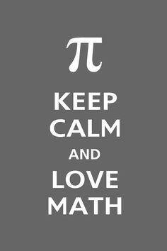 .. Lol i ❤ math no joke