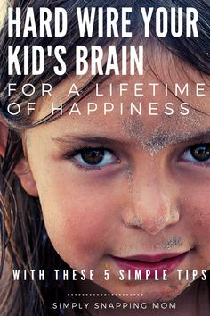 Raising Happy Kids who become happy adults - Did you know that your kid's brain can actually be trained or hardwired for a lifetime of happiness. There are 5 simple, and proven ways that you can raise your kids to stand up after they fall… More - Kids And Parenting, Parenting Hacks, Single Parenting, Parenting Humor, Dealing With Frustration, Kids Behavior, Happy Kids, Raising Kids, Child Development