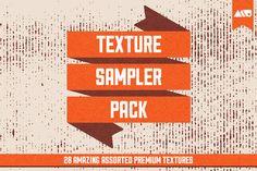 MB Texture Sampler Pack by Matt Borchert on Creative Market