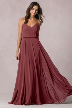 Alllegra's and Hannah's Bridesmaid dress