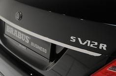 BRABUS business S V12 R
