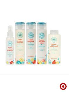 The Honest Company premium bath products are gentle and non-toxic, safe for the . - List of the most beautiful baby products Honest Baby Products, New Baby Products, Free Products, Natural Products, Baby Must Haves, Baby Health, Bath Products, Woodland Baby, Baby Needs