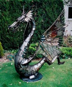 glarge garden dragon