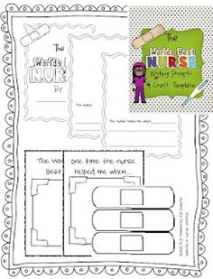 Kindergarten and first grade ideas, activities, and curriculum! Nurse Office Decor, Happy Nurses Day, Kindergarten Blogs, Media Literacy, First Grade Classroom, Daily 5, Practical Gifts, Nurse Life, Mindfulness