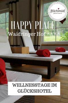 Happy Place im Glückshotel und Wanderhotel Waidringerhof in Tirol - zum Wandern und ideal für einen schönen Wellnessurlaub