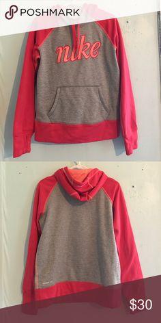 Nike sweatshirt Size medium, worn once, brand new condition Nike Tops Sweatshirts & Hoodies