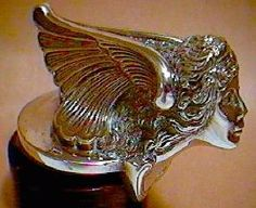 1927 Buick Hood Ornament***Research for possible future project.