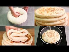 EGGLESS BUTTER NAAN RECIPE IN PAN I WITHOUT TANDOOR OR OVEN - YouTube Snack Recipes, Cooking Recipes, Snacks, Butter Naan Recipe, My Favorite Food, Favorite Recipes, Recipes With Naan Bread, Savoury Baking, Bread Bun