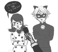 The Adventures of Miraculous Ladybug and Chat Noir Comic Fancy a Fairytale? Part 2