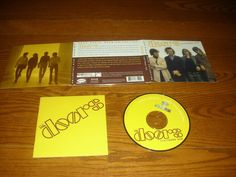 The Doors Scattered Sun 2007 CD released in the US by Rhino #thedoors