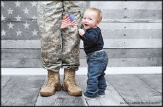 Creative Baby Photography Ideas | ... / Military / Baby / Creative Photography / Rachel Larson Photography