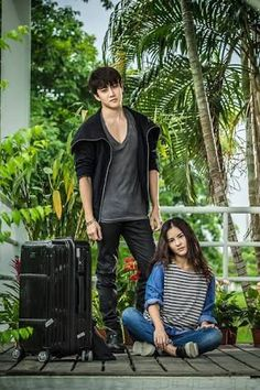 Excellent and updated version of this classic k dramaFull House Thai Ver. Excellent and updated version of this classic k drama Full House Thai, Kdrama, Ji Chang Wook Smile, Mike D Angelo, Mike Love, Sister Photos, Korean Couple, Comedy Series, Thai Drama
