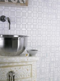 Ceramic and glass from topps tiles