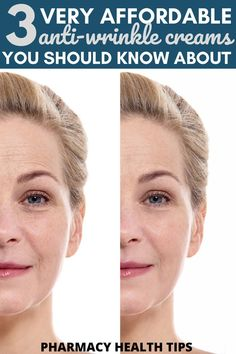 I got so much out of this article! Now I know that I only need to buy a few wrinkle creams that work rather than wasting my money on stuff that doesn't work! Under Eye Creases, Under Eye Wrinkles, Under Eye Puffiness, Face Wrinkles, Eye Treatment, Natural Wrinkle Remedies, Under Eye Hollows, Wrinkle Remover