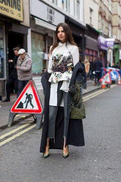 Chelsea Girls: AW16 London Fashion Week Street Style #flatlay #flatlay #flatlayapp www.theflatlay.com