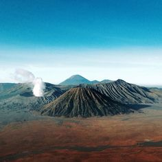 Mt.Bromo Kaldera Tengger East Java Indonesia  Image by @dienpermata / #VSCOcam dienpermata.vsco.co by vsco