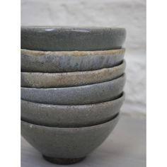 Wood fired bowls Svend Bayer.