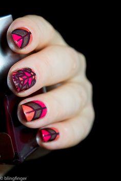 blingfinger #nail #nails #nailart