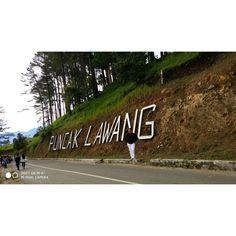 Puncak lawang, padang pariaman, sumbar, indonesia