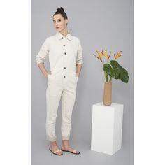 Everyday Jumpsuit, Linen