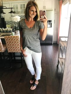 Comfy Outfit For Around The House
