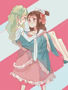 Diana & Akko