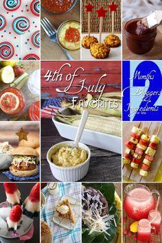 12BloggersIngredientsMonthsJune zps46a14fdc Deep Dish Crumb Topped Apple Pie