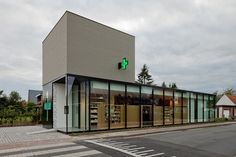 Apotheek Pharmacy in Belgium by CAAN Architects