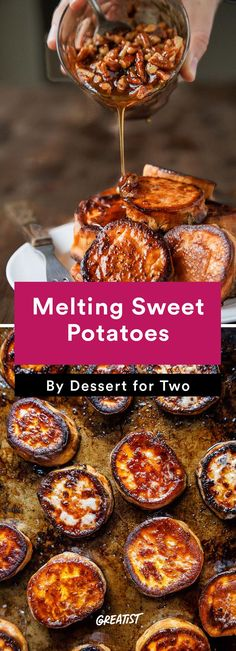 6. Melting Sweet Potatoes #fall #recipes http://greatist.com/eat/fall-recipes-that-leave-you-feeling-cozy