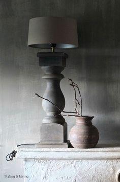 Styling & Living | Balusterlamp | www.stylingandlivingshop.nl
