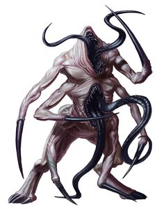 Demon for an unreleased boardgame. Always fun to have a client that isn't a stickler for anatomy so I can cut loose. Check out my website joeslucher.com . Join the mailing list,like the FB page, fo...