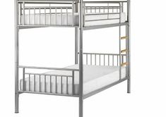 Happy Beds Benz Silver Finished Quality Metal Bunk Bed With 2x Memory Foam Mattress No description (Barcode EAN = 5055518545883). http://www.comparestoreprices.co.uk/bunk-beds/happy-beds-benz-silver-finished-quality-metal-bunk-bed-with-2x-memory-foam-mattress.asp