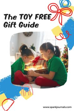 Check out our gift guide full of non toy ideas, with promo codes to save! Diy Soap Kit, Holiday Gift Guide, Holiday Gifts, Non Toy Gifts, Affirmation Cards, Magazines For Kids, Meaningful Gifts, Print Artist