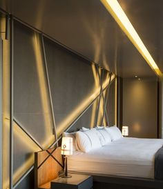 Concrete House   Main Bedroom   M Square Lifestyle Design