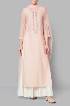 Blush Pink Inika Suit