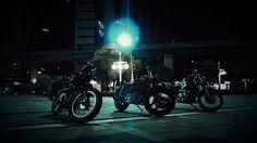 #BangkokNightLife #SiameseMotorcycles