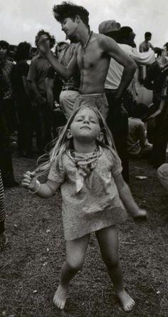 Danser en liberté...