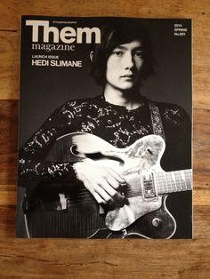 Them Magazine - Vol 1 - Japan