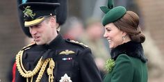 Former Kate Middleton wore the chicest St. Patrick's Day dress