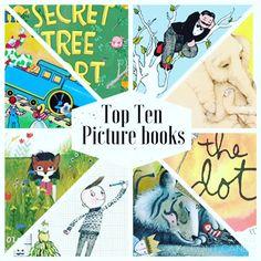 Top Ten Picture Books — Happily Ever Elephants
