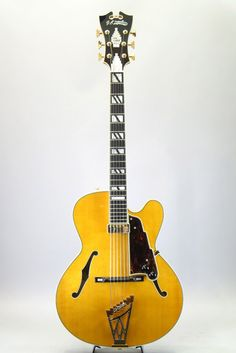 D'ANGELICO[デアンジェリコ] NYS-2 Natural Yellow|詳細写真