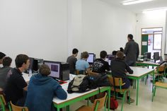 "Erasmus IP'14 | ""Steganography and Digital Investigations"" | 23 de abril - 'Linux Lab'"