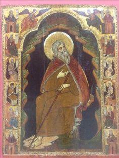 Saint Elijah, royal icon, Moldavia, 17th century