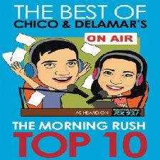 Hot 10: Chico & Delamar's Endless Top 10 #pinay #filipina #member #faves
