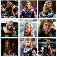 The Avengers ..Thor  http://pinterest.com/yankeelisa/marvel-s-the-avengers/