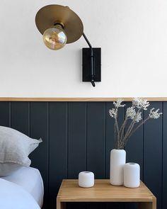 Dreamy details by @bhodzproject ✨🌚 - - - - - - - - - - - - #easycraft #wallpanel #design #interior #interiordesign #home #style…