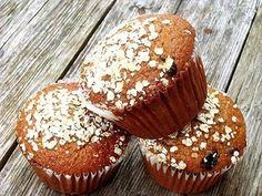 "Raisin Oat Muffins - Paster Zorba ""On Your Health"" Recipe - WPR"