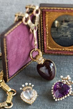 In downtown Denver, a block of Victorian buildings called Larimer Square is home to Victoriana Antique & Fine Jewelry.